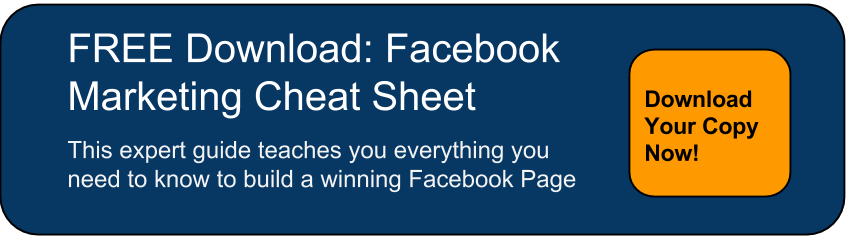 fb cheat sheet cta